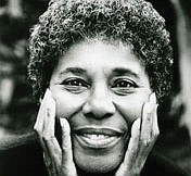 """Writer Paule Marshall, an exuberant and sharpened storyteller who in books such as """"Daughters"""" and """"Brown Girl, Brownstones"""" drew upon ..."""