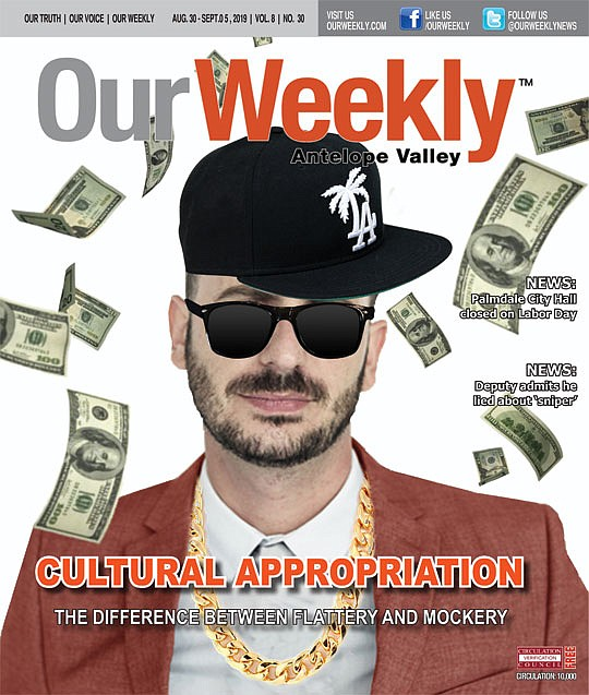 "The term ""cultural appropriation"" has been a part.."