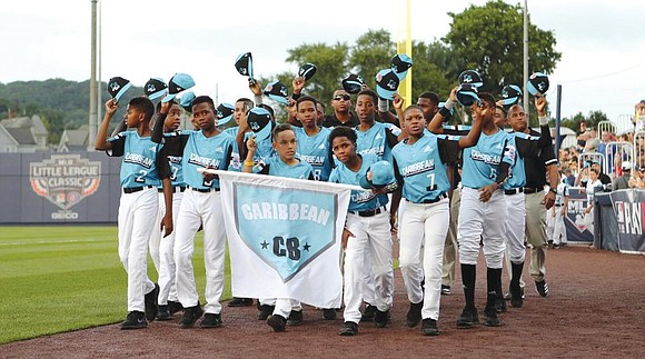 Baseball is helping put Curaçao on the map.