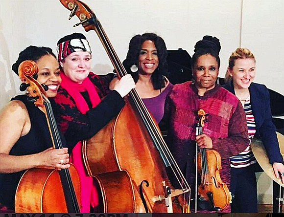 New York City's longest-running house band, Harlem's own Sugar Hill Quartet (with a very special guest) will co-headline While We ...