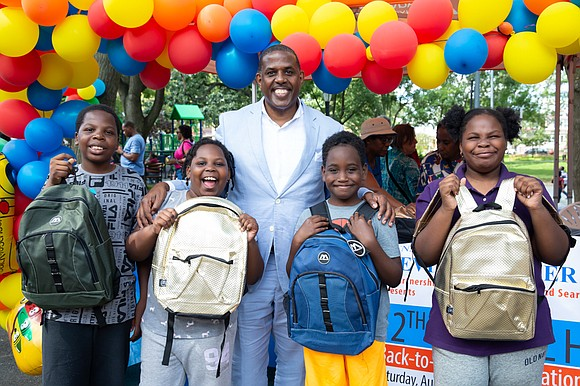 On Saturday, Aug. 24, State Senator Kevin Parker hosted the 12th Annual Harvest Fest Back-To-School Celebration at Paerdegat Park in ...