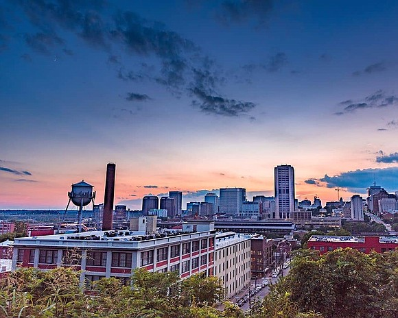 "Richmond, Virginia, ironically the site of founding father Patrick Henry's ""Give Me Liberty or Give Me Death!"" speech, was for ..."