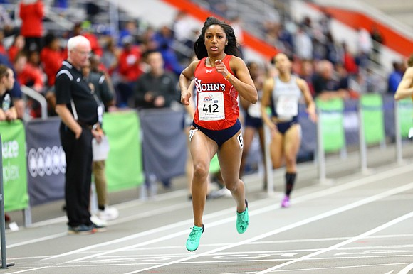 Sprinter Maya Stephens graduated from St. John's University in 2018 after four stellar years representing the university on the track ...