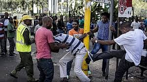 Just as state-sponsored violence threatens Latinos in the U.S., xenophobia is again threatening Nigerians and other Africans whose shops in ...