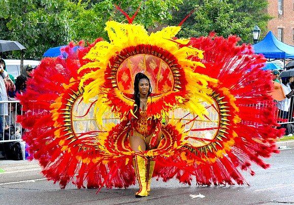 Millions of people came out to this year's West Indian Day Parade in Brooklyn.