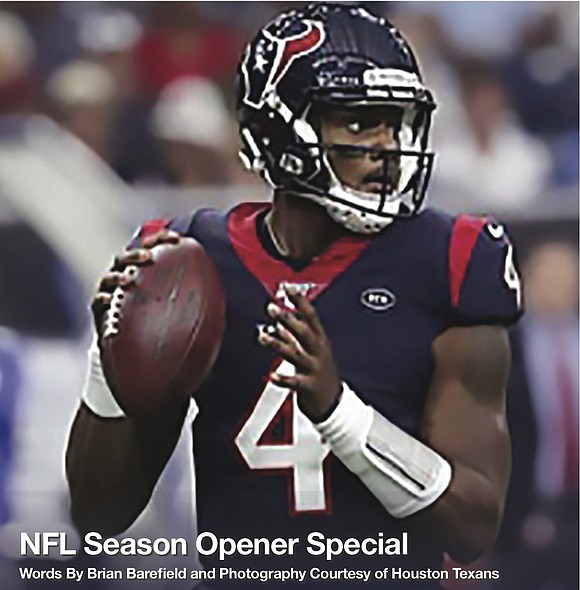 The wait is over. The Houston Texans are finally prepared to play the New Orleans Saints in their first game ...