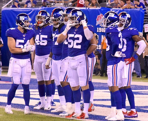 Last season, the Giants' defense gave up leads in five of the team's final seven games, a primary reason for ...