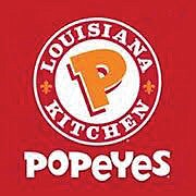 A man says he witnessed a manager at a Popeyes..
