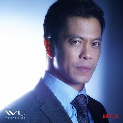 Byron Mann of Wu Assassins/Photos courtesy of Netflix; Transcription and Typesetting: Carolyn Strum.
