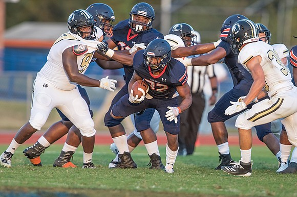 Two seasons ago, Virginia State University featured the CIAA's premier running back in Trenton Cannon, who is now with the ...