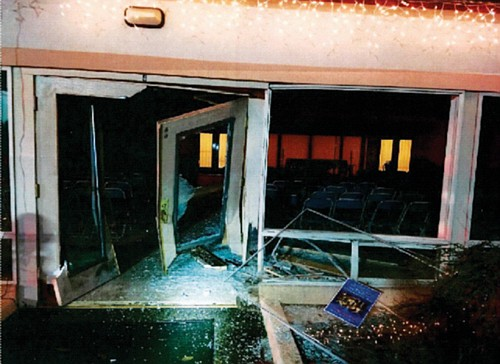 Man drove his SUV into a church serving Catholics from Portland's Southeast Asian community last Christmas Eve.