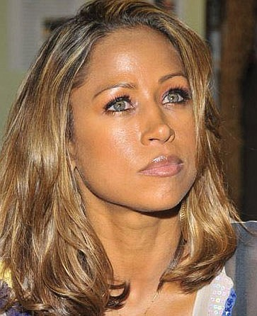 Actress Stacey Dash, once a political commentator..