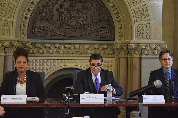 This past Friday, Sept. 27, New York City Department of Education Chancellor Richard A. Carranza held a press meeting to ...