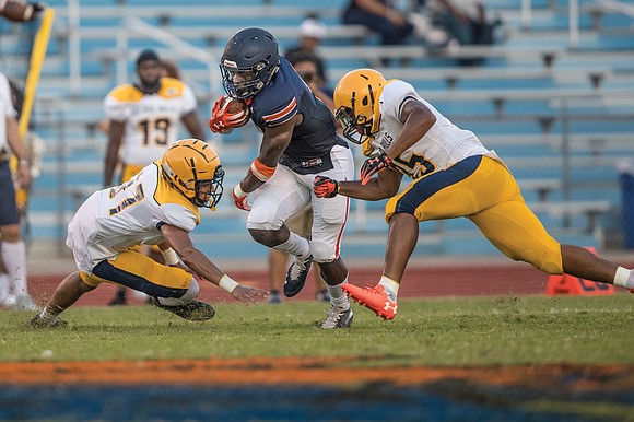 The spotlight will be on the quarterbacks this Saturday, Oct. 5, at Virginia State University. Both Cordelral Cook of the ...