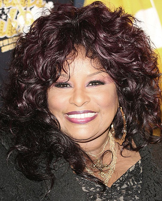 Chaka Khan has been involved with music her whole..