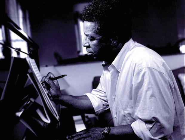 Composer Alvin Singelton