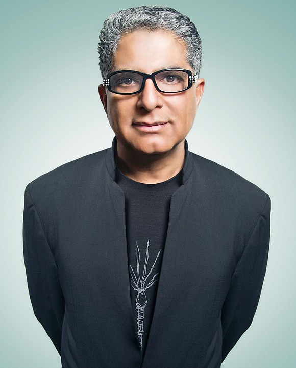 Deepak Chopra has been a mentor of mine from the day of my first interview with him more than a ...