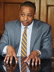 Lt. Gov. Fairfax