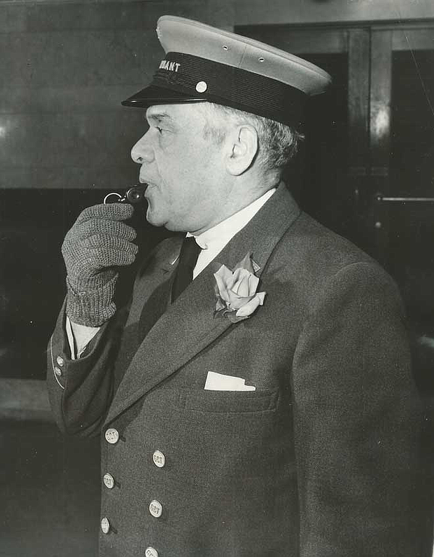 Chief James H. Williams