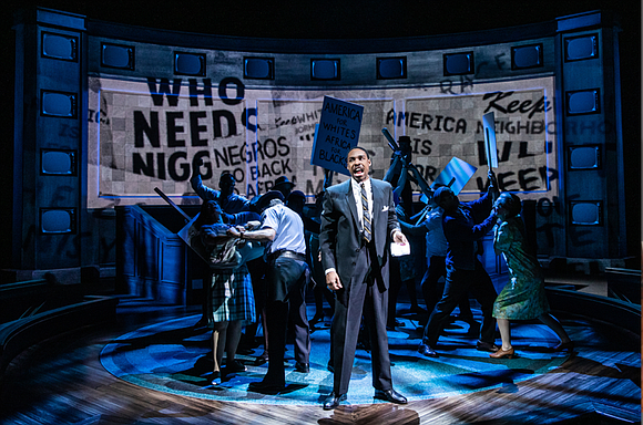 """""""The Great Society"""" is a theatrical triumph! Written by Robert Schenkkan, and playing at the Vivian Beaumont Theater at Lincoln ..."""
