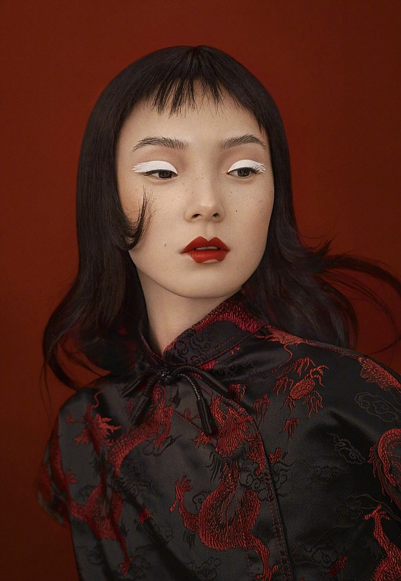 ANGEL CHEN has joined forces with M·A·C Cosmetics to produce an innovative and striking capsule make-up collection.