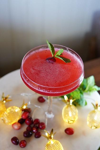 Happy Huladays Cocktail
