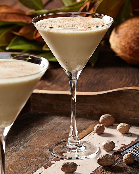 Liven up your holiday celebration with fun and festive cocktails from Tommy Bahama. The Coconut Eggnog Martini and Happy Huladays ...