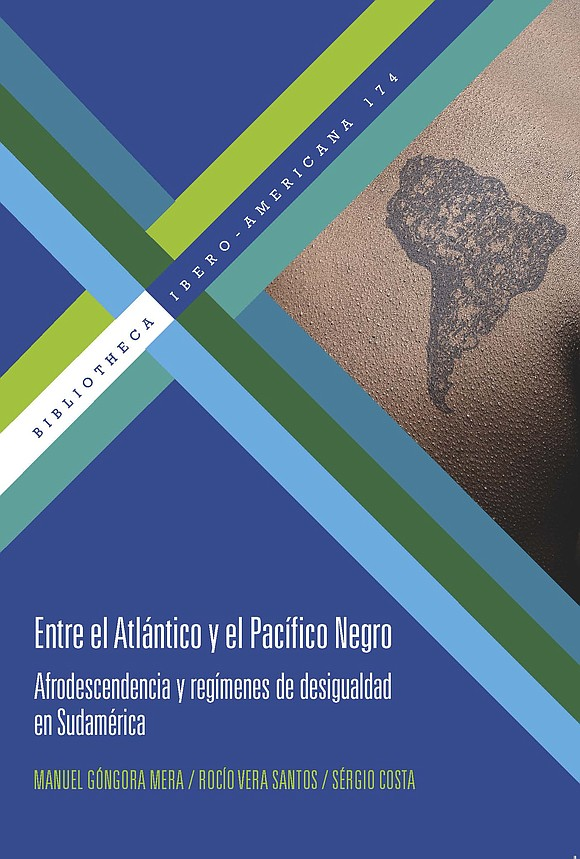 """There has been a noted excitement about the publication of the new book, """"Entre el Atlántico y el Pacífico Negro: ..."""