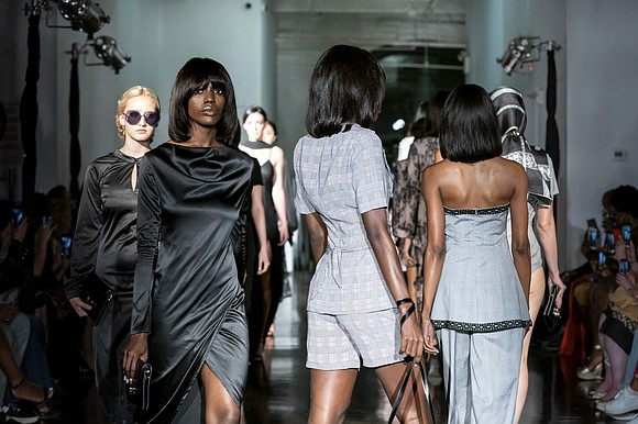 It was a September to remember in fashion. Having the shows in the outer boroughs brought out the best presentations ...