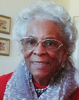 Theresa Ann Walker, a civil rights activist and widow of Dr. Wyatt Tee Walker who led the Southern Christian Leadership ...
