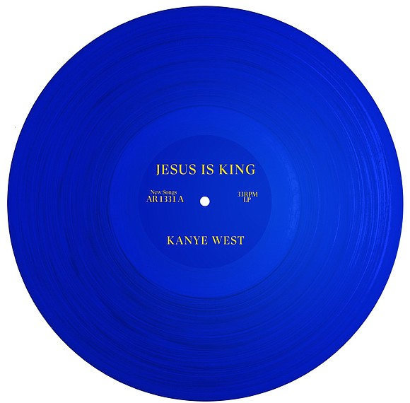 Kanye West has announced the release of his ninth solo studio album - JESUS IS KING – to coincide with ...