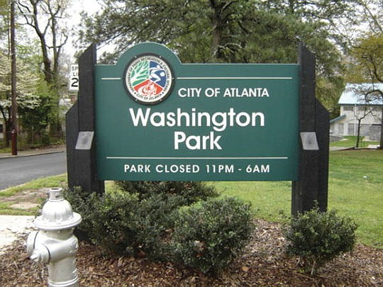 Atlanta's first African American park is 100 years old..