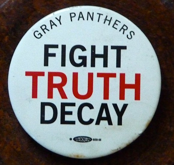 Portland Gray Panthers support neighborhood association code changes