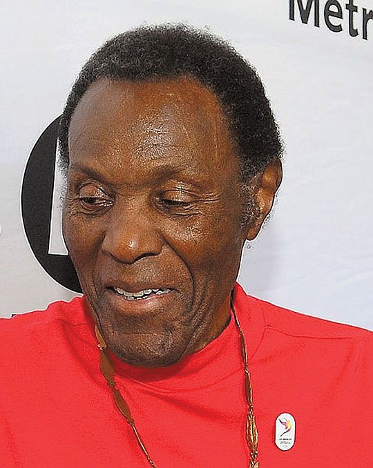Rafer Johnson has died in Sherman Oaks at age 86...