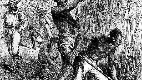 Slavery was an ugly part of U.S. history, but Americans disagree..