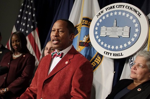 The New York City Council voted to take disciplinary actions against Council Member Andy King.