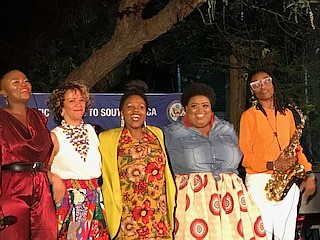 The recent 22nd annual Joy of Jazz Festival held in Johannesburg, South Africa was an extended industrious program that began ...