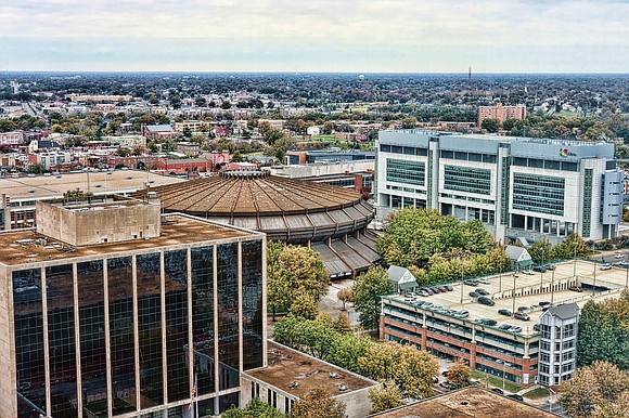 The grand plan Mayor Levar M. Stoney is pushing to replace the Richmond Coliseum with $1.5 billion in new Downtown ...