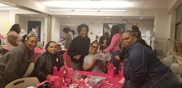 Black women from East NewYork and surrounding locales came out to the Prince Joshua Avitto Center on Schenck Avenue for ...