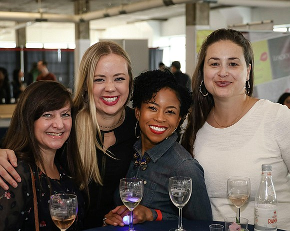 The annual Toast of Brooklyn Wine & Food Festival went down this past weekend at the historical Brooklyn Navy Yard.