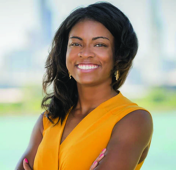 As the new chairwoman of the Cook County Young Democrats and president of the Chicago Votes Action Fund Board of ...