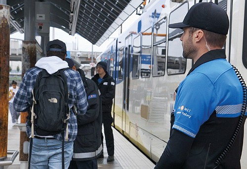 TriMet is making the case for more fare inspectors.  Teams will work in specific areas to enforce TriMet code and for an added presence of security on board.