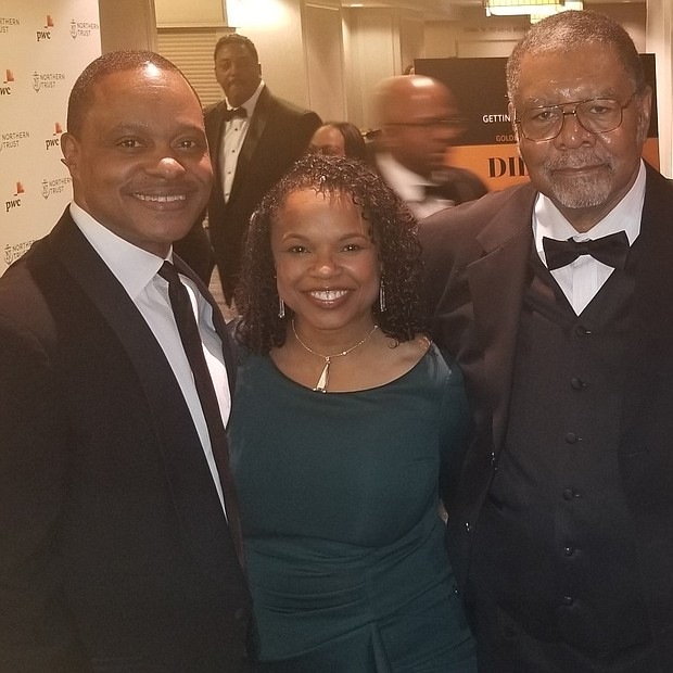 Urban League Supporters; Mr. James and Rev. Pamela Floyd Jr. and Attorney Howard and Attorney Rev. Janette Wilson