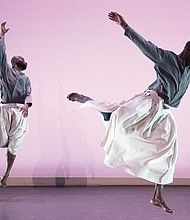 "White Bird presents award-winning choreographer Reggie Wilson's latest exhilarating work ""Power"" a tribute to what a black Shaker movement could have looked like and builds upon the early evolution of the African Diaspora, combining physicality and spiritual practice."