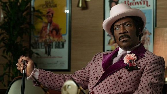 """The comedic genius that is Eddie Murphy drives the new film """"Dolemite Is My Name"""" now playing on Netflix."""