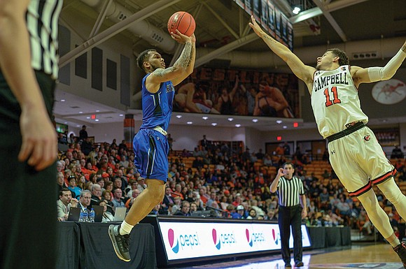 Jermaine Marrow has built a convincing case for greatness in his first three seasons playing basketball at Hampton University.