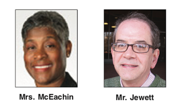 Voters made it official that Colette W. McEachin will be Richmond's first elected female commonwealth's attorney. Voters also gave Edward ...