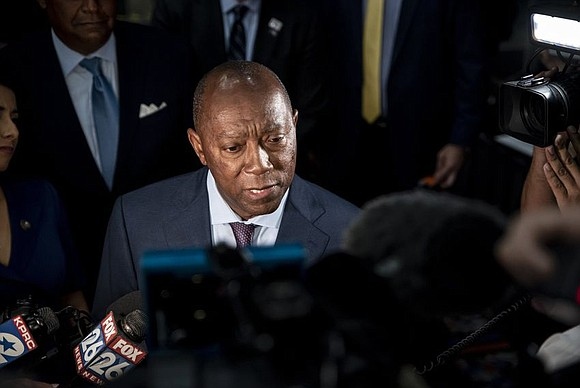 Houston Mayor Sylvester Turner is heading to a runoff against high-profile attorney Tony Buzbee in his rowdy reelection race. With ...