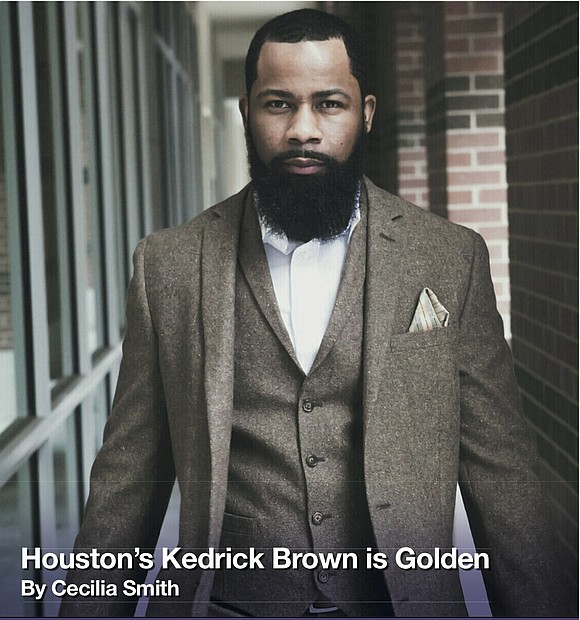 Houston actor, Kedrick Brown, lands guest starring role on the NBC's New Amsterdam.