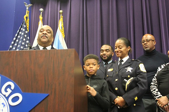 The unexpected announcement last week by Chicago Police Superintendent Eddie Johnson that he will retire next month has led to ...